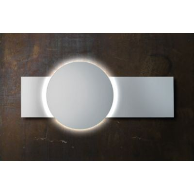 photo Miroir rond lumiere lateral led l 105