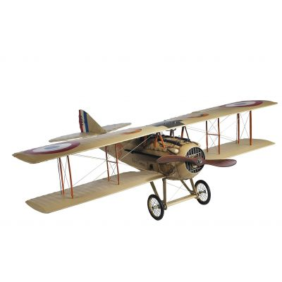 photo SPAD XIII, VIEUX CHARLES AUTHENTIC MODELS