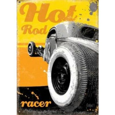 photo Hot rod racer