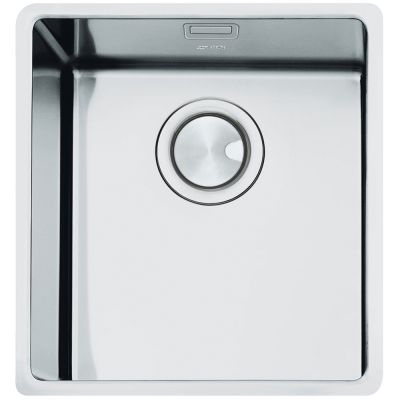 photo Cuve inox sous plan l 34 cm