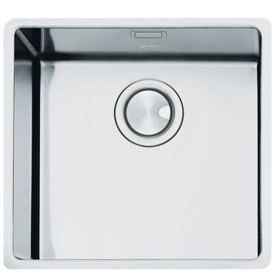 photo Cuve inox sous plan l 50 cm